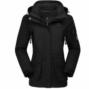 CAMEL CROWN Top 10 Best Women's Winter Coats