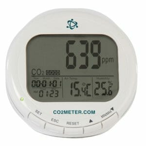 CO2Meter Top 10 Best Air Quality Detectors for the Home