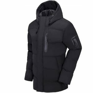 Camel Top 10 Best Men's Winter Coats