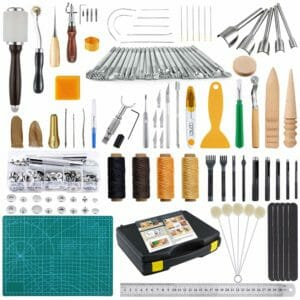 Caydo 2 Top 10 Best Must-have Supplies For Leathercrafters