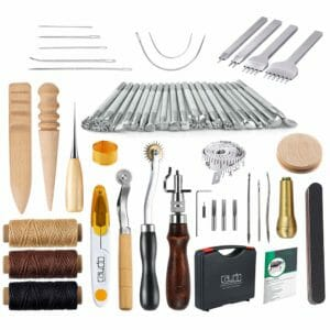 Caydo Top 10 Best Must-have Supplies For Leathercrafters