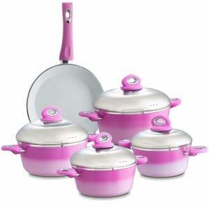 Chef's Star Top 10 Best Aluminum Pots and Pans Sets