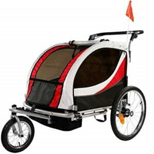 Clevr Top 10 Best Bike Child Carrier Trailers