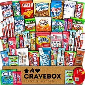 CraveBox Top 10 Best Gifts for College Students