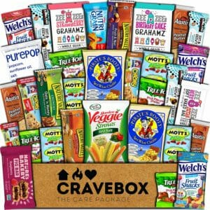 CraveBox Top 10 Best Paleo Food Gifts