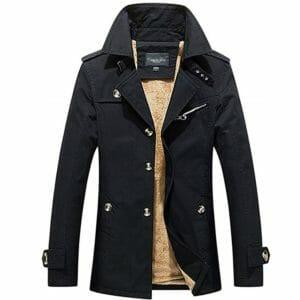 D.B.M Top 10 Best Men's Winter Coats