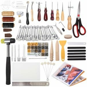 Dorhui Top 10 Best Must-have Supplies For Leathercrafters
