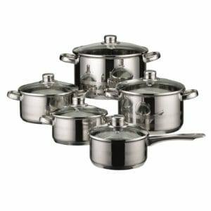 ELO Top 10 Best Pots and Pans Sets for Induction Stoves