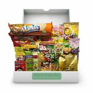 Elite World Top 10 Best International Foods Gifts