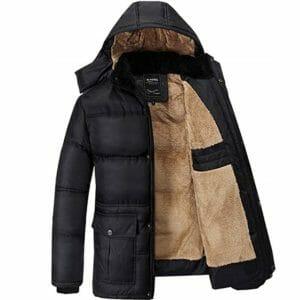 Fashciaga Top 10 Best Men's Winter Coats