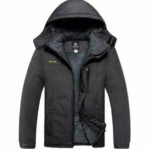 GEMYSE Top 10 Best Men's Winter Jackets