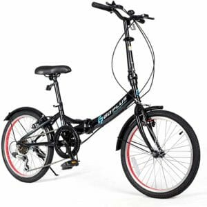 Goplus Top 10 Best Folding Bikes