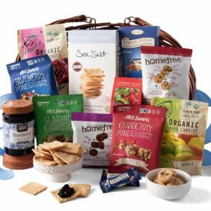GourmetGiftBaskets.com Top 10 Best Gluten-Free Foods Gifts