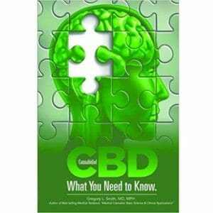 Gregory L. Smith Top 10 Best Books About CBD