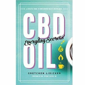 Gretchen Lidicker Top 10 Best Books About CBD