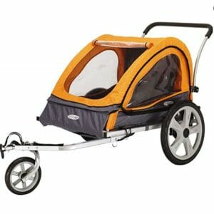 Instep 2 Top 10 Best Bike Child Carrier Trailers