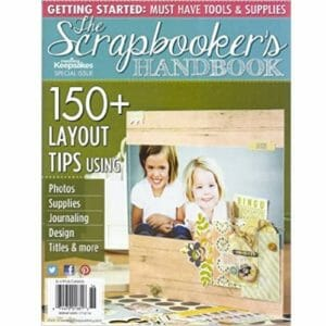 Jennifer Shaerer Top 10 Best Must-have Supplies For Scrapbookers