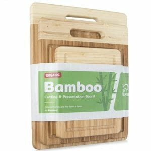 K Basix Top 10 Best Wood and Bamboo Cutting Boards