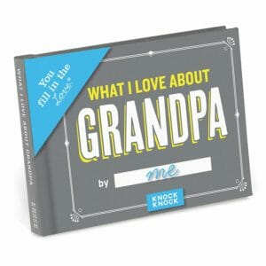 Knock Knock Top 10 Best Gifts for Grandfathers