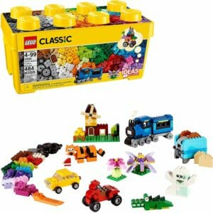LEGO Top 10 Gifts for Boys Ages Five to Seven