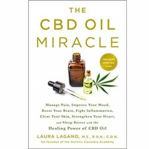 Laura Lagano Top 10 Best Books About CBD