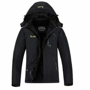 MOERDENG Top 10 Best Women's Winter Jackets