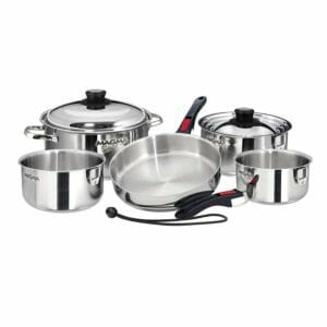 Magma Top 10 Best Pots and Pans Sets for Induction Stoves