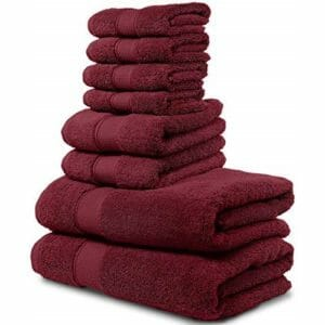 Maura Top 10 Best Bath Towel Sets