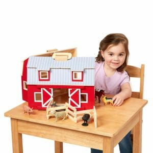 Melissa & Doug 3 Top 10 Gifts for Girls Ages Five to Seven