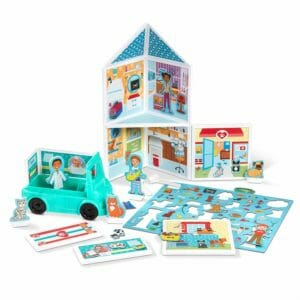 Melissa & Doug Top 10 Gifts for Girls Ages Five to Seven