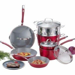 Momscook Top 10 Best Aluminum Pots and Pans Sets