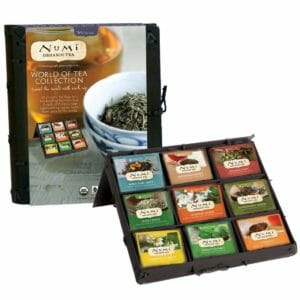 Numi Top 10 Best Coffee and Tea Gifts