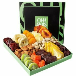 Oh! Nuts Fruit Top 10 Best Nut and Fruit Gifts
