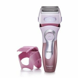 Panasonic 2 Top 10 Best Women's Electric Razors