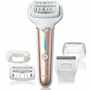 Panasonic Top 10 Best Women's Electric Razors