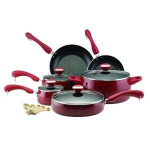 Paula Deen Top 10 Best Non-stick Pots and Pans Sets