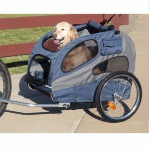 PetSafe Top 10 Best Bike Carriers For Dogs