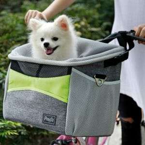 Petsfit Top 10 Best Bike Carriers For Dogs