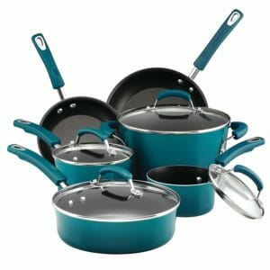 Rachael Ray Top 10 Best Ceramic and Porcelain Pots and Pans Sets