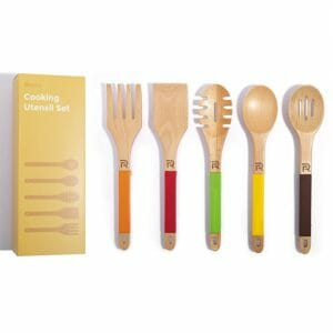 Riveira Top 10 Best Everyday Kitchen Utensils Sets