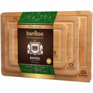 Royal Craft Wood Top 10 Best Wood and Bamboo Cutting Boards