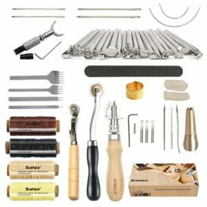 SIMPZIA 2 Top 10 Best Must-have Supplies For Leathercrafters