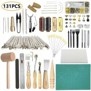 SIMPZIA Top 10 Best Must-have Supplies For Leathercrafters