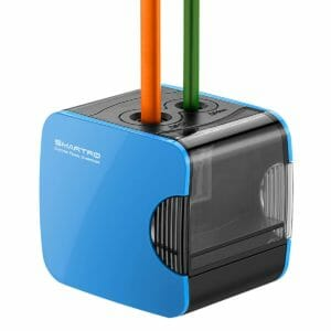 SMARTRO Top 10 Best Electric Pencil Sharpeners