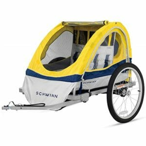 Schwinn 2 Top 10 Best Bike Child Carrier Trailers