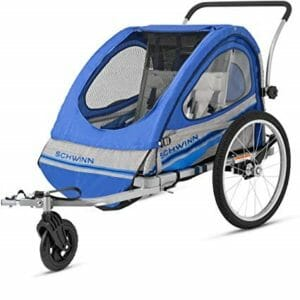 Schwinn 3 Top 10 Best Bike Child Carrier Trailers