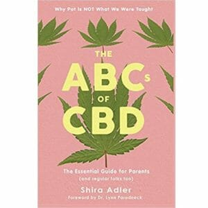Shira Adler Top 10 Best Books About CBD