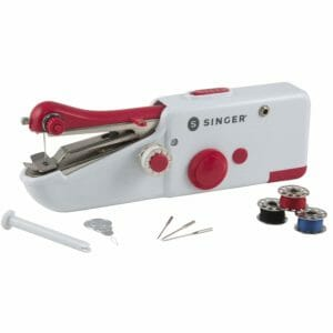 Singer Top 10 Best Handheld and Portable Sewing Machines