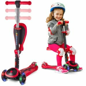 Skidee Top 10 Gifts for Girls Ages Five to Seven