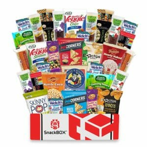 SnackBox Top 10 Best Gluten-Free Foods Gifts